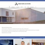 Screenshot Website Armaturen Aichhorn